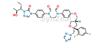 Picture of Posaconazole Impurity B