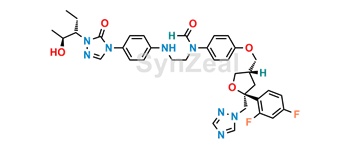 Picture of Posaconazole Impurity C