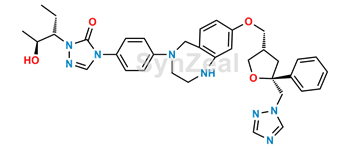 Picture of Posaconazole Impurity 2