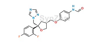 Picture of Posaconazole Impurity D