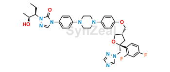Picture of Posaconazole Diastereoisomer 4 (S,S,R,S)