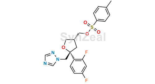 Picture of Posaconazole Diastereoisomer Related Compound 1