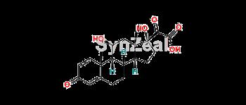Picture of Prednisolone-21-carboxylic Acid