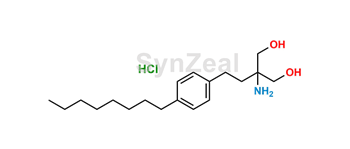 Picture of Fingolimod Hydrochloride