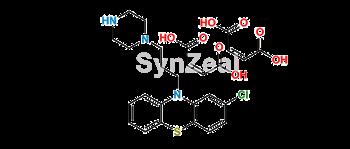 Picture of N-Desmethyl Prochlorperazine Dimaleate