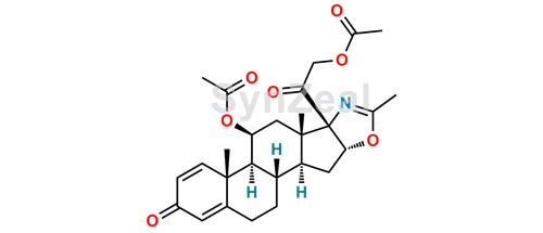 Picture of Deflazacort 11 Acetate Analogue