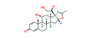Picture of 21-Desacetyl Deflazacort