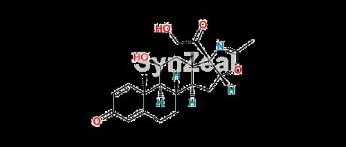 Picture of 21-Desacetyl Deflazacort