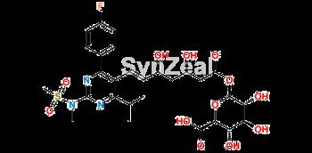 Picture of Rosuvastatin Acyl-beta-D-Glucuronide