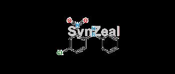 Picture of 2-Nitro-4-chloro diphenyl amine