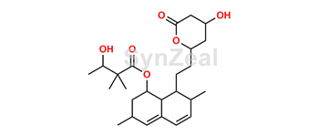 Picture of Simvastatin beta-Hydroxy Impurity