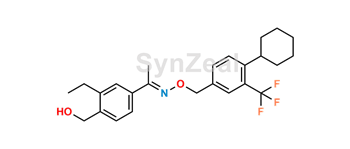 Picture of Siponimod Alcohol Impurity