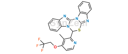 Picture of Dexlansoprazole degradation impurity