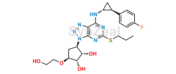 Picture of Ticagrelor Impurity N