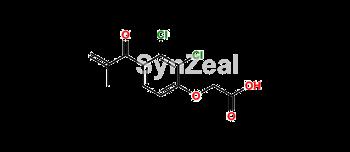 Picture of Ethacrynic Acid Impurity E