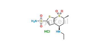 Picture of Dorzolamide USP Related Compound A