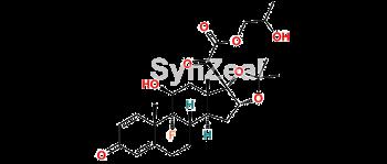 Picture of Triamcinolone C17 Glyoxilic PG Ester