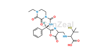 Picture of Piperacillin Penicillenic Acid