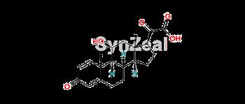 Picture of Prednisolone Impurity 16
