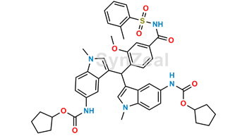 Picture of Zafirlukast Impurity 1