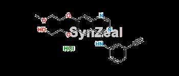 Picture of Desmethyl Erlotinib Hydrochloride