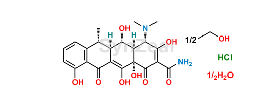 Picture of Doxycycline Hyclate