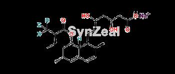 Picture of Epi Lovastatin Hydroxy Acid-d3 Sodium Salt
