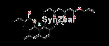 Picture of Lovastatin Hydroxy Acid 3,5-Acetonide Allyl Ester
