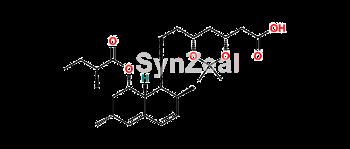 Picture of Lovastatin Hydroxy Acid 3,5-Acetonide