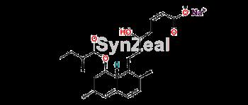 Picture of Cis-2,3-Dehydro Lovastatin Acid Sodium Salt