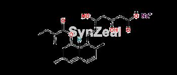 Picture of Epi Lovastatin Hydroxy Acid Sodium Salt