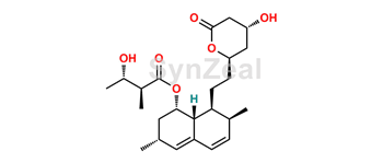 Picture of (S,S)-3-Hydroxy Lovastatin