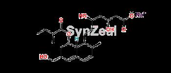 Picture of 6'-Hydroxymethyl Lovastatin Sodium Salt