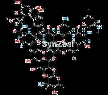 Picture of Vancomycin B-26-methyl ester