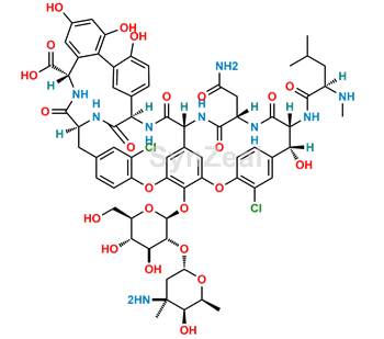 Picture of Dehydroxyl vancomycin-B