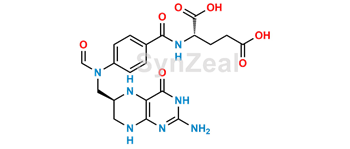 Picture of 10-formyltetrahydrofolic acid