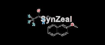 Picture of Agomelatine-d3 (acetamide-2,2,2-d3)