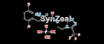 Picture of Sitagliptin Phosphate EP Impurity B