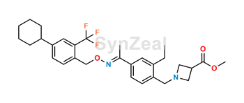 Picture of Siponimod Impurity 7
