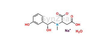 Picture of N-(2-Succinyl) Phenylephrine