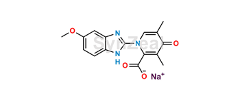 Picture of Esomeprazole Hydrolysis impurity