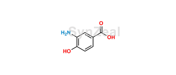 Picture of 3-Amino-4-hydroxybenzoic acid