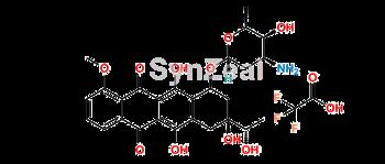 Picture of Doxorubicin Impurity 15