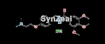 Picture of Trimethobenzamide Hydrochloride
