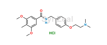 Picture of Desoxy-Trimethoxybenzamide HCl