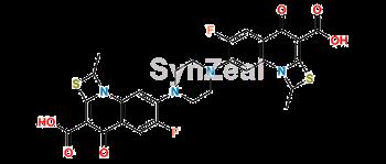 Picture of Prulifloxacin Impurity 7