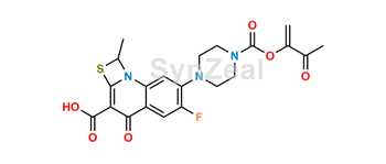 Picture of Prulifloxacin Impurity 8