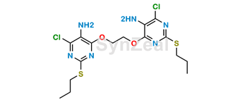 Picture of Ticagrelor Related Compound 20