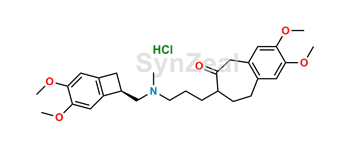 Picture of Ivabradine 12 Isomer Impurity