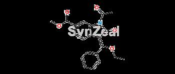 Picture of Nintedanib N-acyl Ethoxyenolindole